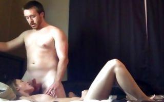 Sweet girlfriend with marvelous body has sensual deep sex